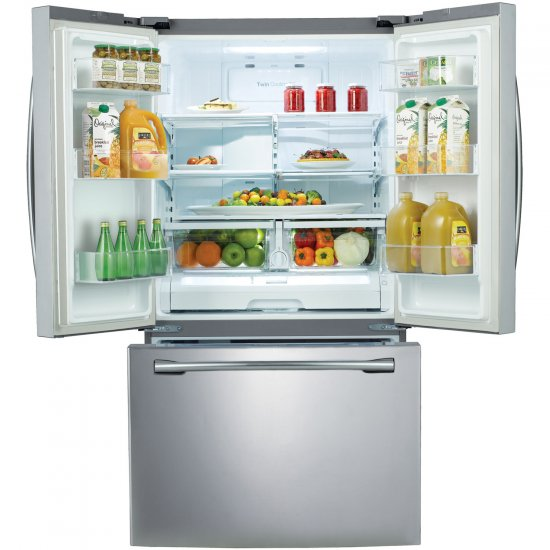Samsung/RF260BEAESP - 26 Cu.Ft. French Door Refrigerator