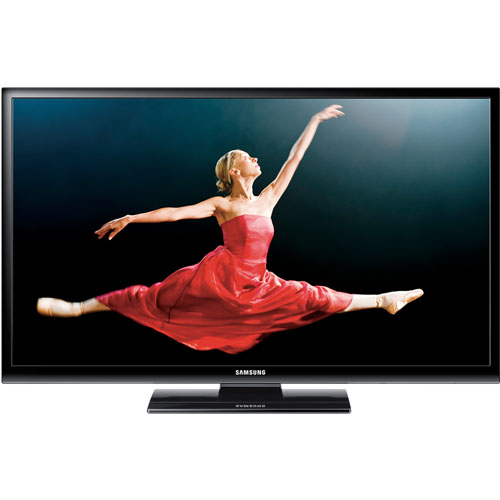"43""Plasma HDTV,720p,2-HDMI,1-USB,1_Component,Connect Share Movie"