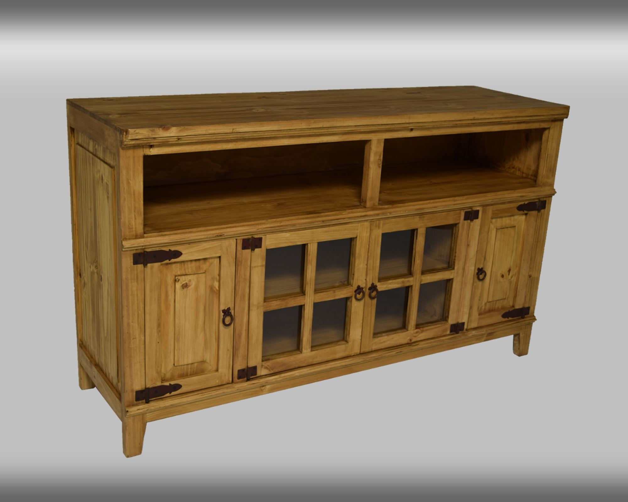 Natural Hacienda TV Stand
