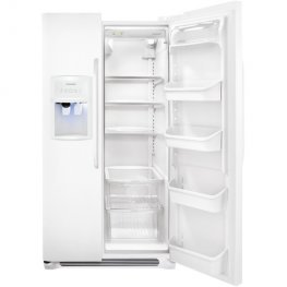 23 Cu Ft Side by Side Refrigerator